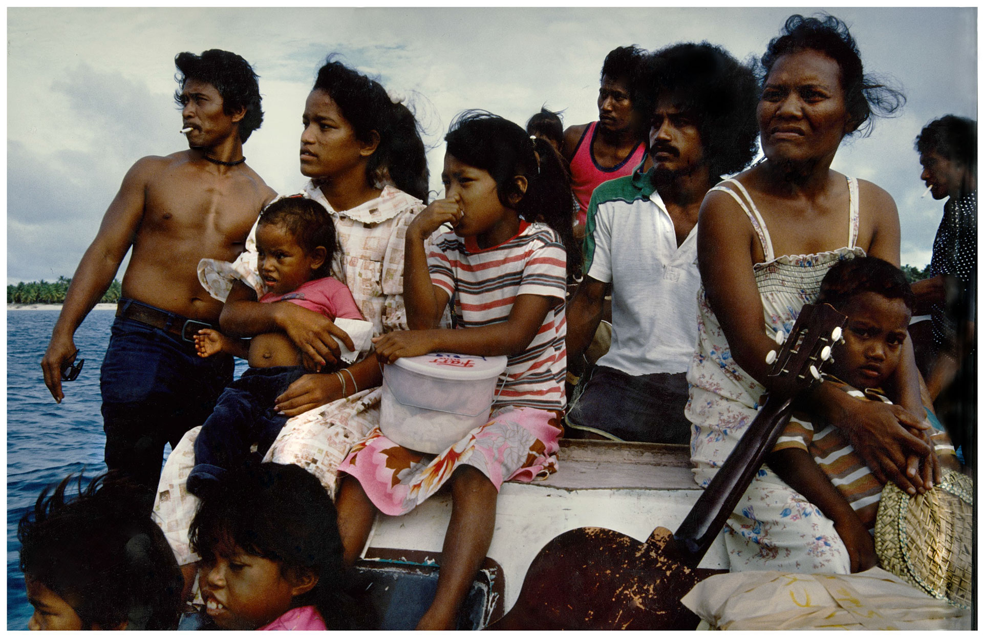 Rongelap Atoll, 1985